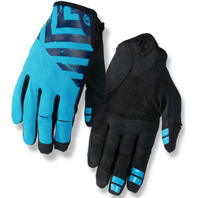 Giro DND Gloves Men Midnight/Blue Jewel/Black